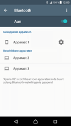 Sony Xperia XZ - Android Nougat - Bluetooth - koppelen met ander apparaat - Stap 10