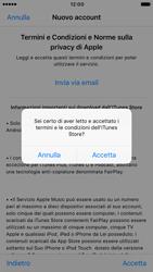 Apple iPhone 6s iOS 10 - Applicazioni - Configurazione del negozio applicazioni - Fase 11