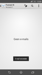 Sony E2003 Xperia E4G - e-mail - hoe te versturen - stap 15