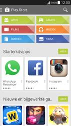 Samsung G531F Galaxy Grand Prime VE - apps - app store gebruiken - stap 4