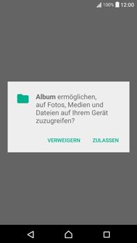 Sony Xperia XA Ultra - MMS - Erstellen und senden - 17 / 21