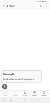Samsung Galaxy Note9 - Internet e roaming dati - Uso di Internet - Fase 6
