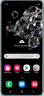 Samsung Galaxy S20 Ultra 5G Dual SIM eSIM SM-G988B - Internet - Handmatig instellen - Stap 33