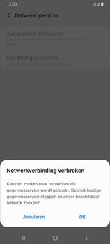 Samsung Galaxy A70 - Netwerk - gebruik in het buitenland - Stap 12