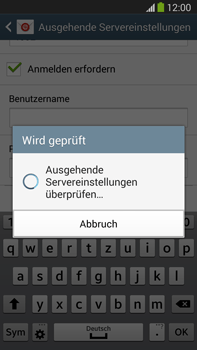 Samsung Galaxy Note 3 LTE - E-Mail - Konto einrichten - 2 / 2
