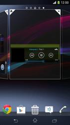Sony Xperia Z1 Compact - Startanleitung - Installieren von Widgets und Apps auf der Startseite - Schritt 6
