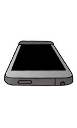 HTC T320e One V - SIM-Karte - Einlegen - Schritt 5