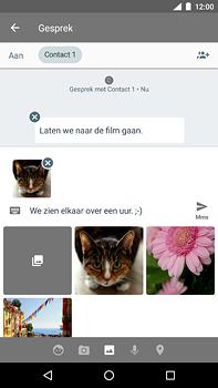 Nokia 6 (2018) - MMS - Afbeeldingen verzenden - Stap 16