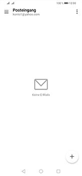 Huawei P30 Lite - E-Mail - 032b. Email wizard - Yahoo - Schritt 9