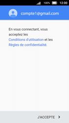 Doro 8031 - E-mails - Ajouter ou modifier votre compte Gmail - Étape 13