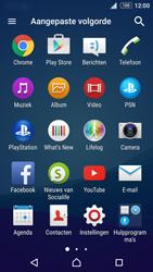 Sony Xperia Z3+ (E6553) - WiFi - Handmatig instellen - Stap 4