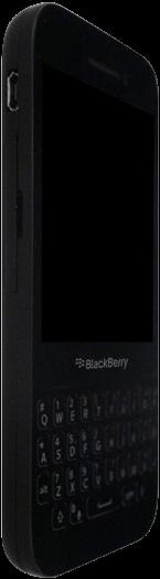 BlackBerry Q5 - SIM-Karte - Einlegen - 2 / 7