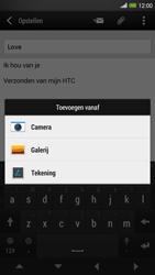 HTC One Max - E-mail - e-mail versturen - Stap 11