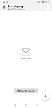 Huawei Mate 20 - E-Mail - E-Mail versenden - Schritt 16