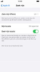 Apple iphone-se-met-ios-13-model-a1723 - Beveiliging en ouderlijk toezicht - Zoek mijn iPhone inschakelen - Stap 10