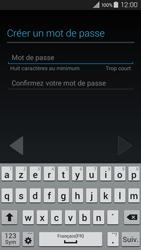Samsung A300FU Galaxy A3 - Applications - Créer un compte - Étape 10