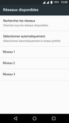 Wiko U-Feel Lite - Réseau - Sélection manuelle du réseau - Étape 9