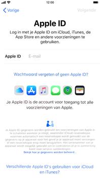 Apple iphone-7-plus-met-ios-13-model-a1784 - Instellingen aanpassen - Nieuw toestel instellen - Stap 21