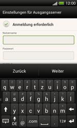 HTC C525u One SV - E-Mail - Konto einrichten - Schritt 12
