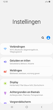 Samsung galaxy-a6-plus-sm-a605fn-ds-android-pie - Bluetooth - Aanzetten - Stap 3