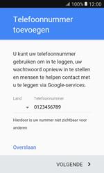 Samsung Galaxy Xcover 3 VE (G389) - Applicaties - Account aanmaken - Stap 17