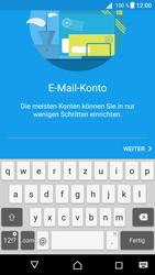 Sony Xperia Z5 (E6653) - Android Nougat - E-Mail - Konto einrichten - Schritt 7