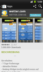 Samsung Galaxy S Plus - Apps - Herunterladen - 13 / 22