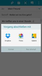 Samsung A500FU Galaxy A5 - E-Mail - E-Mail versenden - Schritt 12