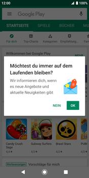 Sony Xperia XZ2 - Android Pie - Apps - Konto anlegen und einrichten - Schritt 21