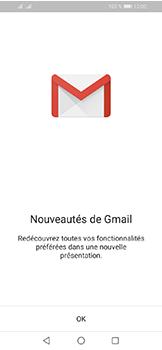 Huawei Y6 (2019) - E-mails - Ajouter ou modifier votre compte Gmail - Étape 4