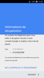 Samsung G920F Galaxy S6 - Applications - Créer un compte - Étape 12