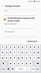 Samsung Galaxy A5 (2017) - E-mail - configuration manuelle - Étape 13