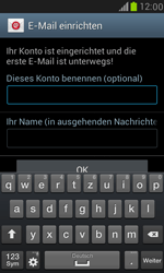 Samsung Galaxy S3 Mini - E-Mail - Konto einrichten (outlook) - 2 / 2