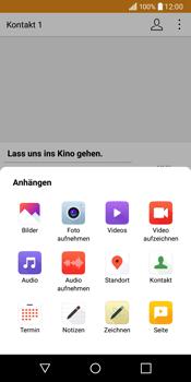 LG Q6 - MMS - Erstellen und senden - 2 / 2