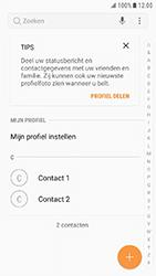 Samsung Galaxy Xcover 4 (SM-G390F) - Contacten en data - Contacten kopiëren van SIM naar toestel - Stap 4