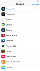 Apple iPhone 6 Plus (iOS 8) - apps - app store gebruiken - stap 5
