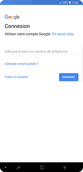 Samsung Galaxy Note9 - E-mail - 032a. Email wizard - Gmail - Étape 9