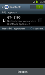 Samsung Galaxy S III Mini - bluetooth - aanzetten - stap 6