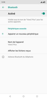 Wiko View 2 Plus - Bluetooth - connexion Bluetooth - Étape 9