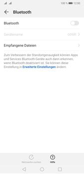 Huawei P20 Pro - Android Pie - Bluetooth - Verbinden von Geräten - Schritt 5