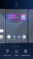 Samsung Galaxy S7 - Android N - Operazioni iniziali - Installazione di widget e applicazioni nella schermata iniziale - Fase 4