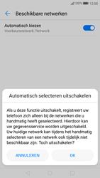 Huawei P10 Lite - netwerk en bereik - gebruik in binnen- en buitenland - stap 7