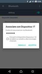Sony Xperia XA - Bluetooth - Collegamento dei dispositivi - Fase 7