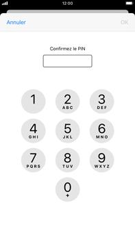 Apple iPhone 8 Plus - iOS 13 - Sécurité - modifier SIM PIN - Étape 10