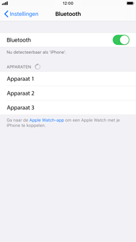 Apple iPhone 7 Plus - iOS 13 - bluetooth - aanzetten - stap 5