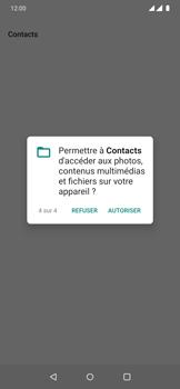OnePlus 7 Pro - Contact, Appels, SMS/MMS - Ajouter un contact - Étape 12