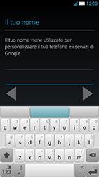 Alcatel One Touch Idol S - Applicazioni - Configurazione del negozio applicazioni - Fase 6