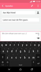 HTC Desire EYE - MMS - hoe te versturen - Stap 12
