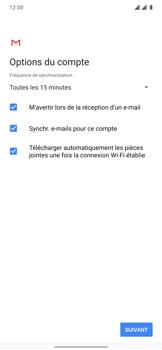OnePlus 7T Pro - E-mails - Ajouter ou modifier votre compte Outlook - Étape 10