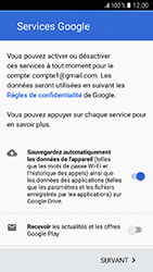Samsung Galaxy A3 (2017) - Applications - Configuration de votre store d